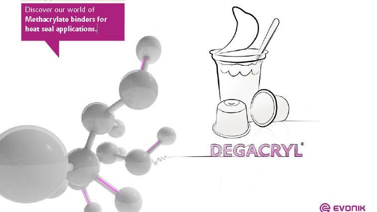 DEGACRYL® Product Range